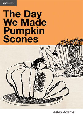 The Day We Made Pumpkin Scones
